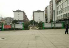 客户案例-湖南张家界宣传栏制作实景案例