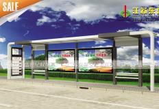 公交候车亭/公交站台-城市景观候车亭DS-C-031